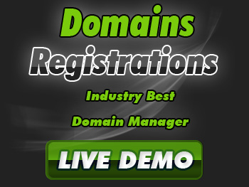 Half-priced domain name registrations & transfers